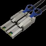 SAS Cable - MiniSAS to MiniSAS